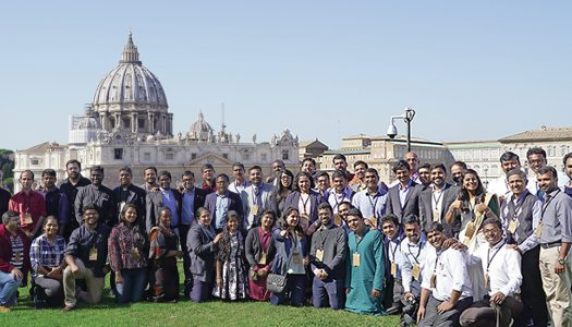 Youth Consultation Meeting 12 — 14 Oct 2018 ROME